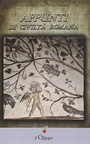 Appunti di civiltà romana