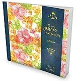 GOCKLER® 3 Jahres Kalender: 190+ Seiten Journal für 3 Jahre || Glänzendes Softcover || Ideal als Tagebuch, Notizkalender, Aufgabenplaner oder Erfolgsjournal || DesignArt.: Pastellic