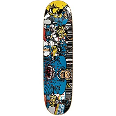 101 Hockey Heat Transfer Deck Eric Koston - 8.25""