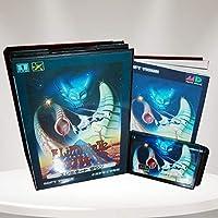Jhana Éliminer la couverture du Japon avec boîte et manuel pour console de jeu vidéo MD MegaDrive Genesis carte MD 16…
