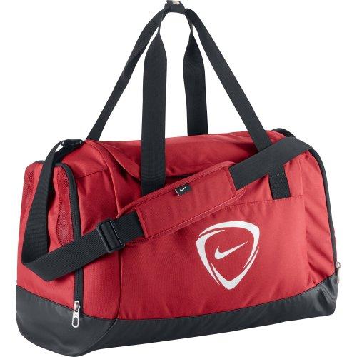 Nike Tasche Club Team Duffel University Red/Black/(White)