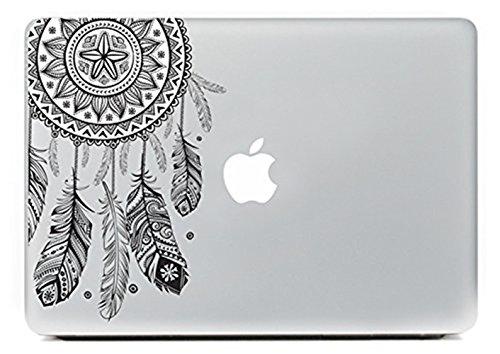 Macbook Skin Aufkleber, Morbuy abnehmbare Kunst Creative Anti-Kratz-Beschichtung Skin Vinyl Schutz MacBook Aufkleber Pro 15 A1707 Touch Bar (Katze Die Hut Zeichen Im Film)