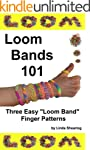Loom Bands 101 - Three Loom Band Fing...