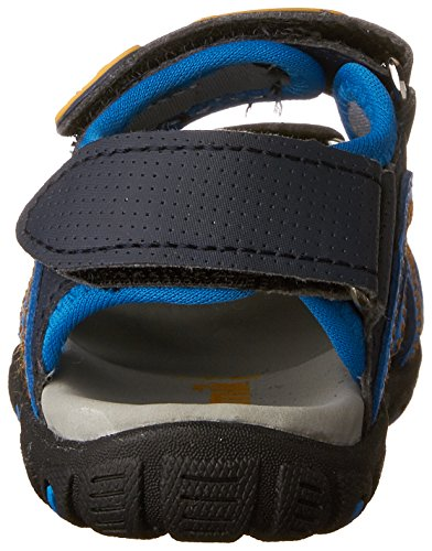 Kamik Seaturtle, Sandales fermées mixte enfant Bleu - Blau (BLUE/BLU)