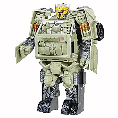 Transformers C3137 the Last Knight Armour Turbo Changer Autobot Hound Action Figure