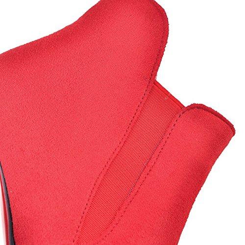 Sconosciuto 1TO9 1TO9Mns02149 - Sandali con Zeppa donna Red