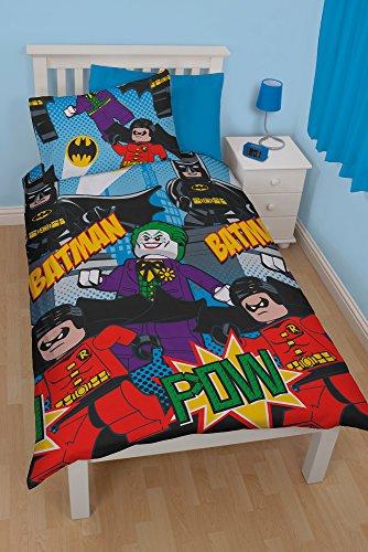Lego Batman Bettwäsche - 1. (Lego Batman Bettwäsche)