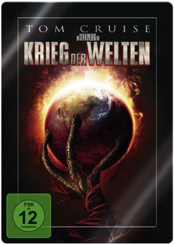 Krieg Der Welten (2 Discs, limited Steelbook Edition)