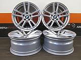 4 Alufelgen RIAL X10 17 Zoll passend für BMW 1er E87 F20 2er F22 3er E46 5er E60 Allrad X3 XZZ3 NEU