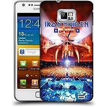 Official Iron Maiden En Vivo! Tours Hard Back Case for Samsung Galaxy S2 II I9100