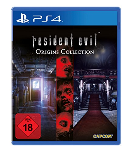 Resident Evil - Origins Collection - PlayStation 4 - [Edizione: Germania]