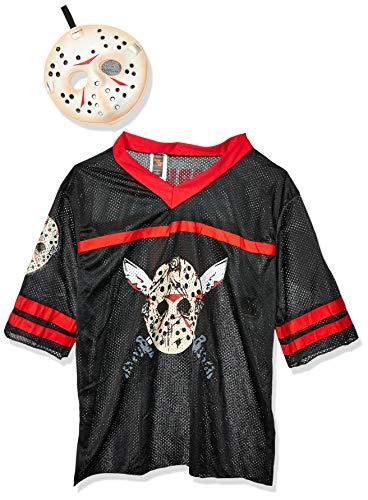 Rubies Deutschland 3 888094 XL - Jason Hockey Größe (Freitag Der 13 Jason Für Erwachsenen Kostüm)