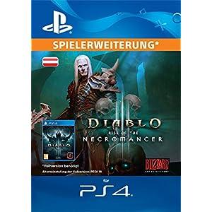 Diablo III: Rise of the Necromancer [PS4 Download Code – österreichisches Konto]