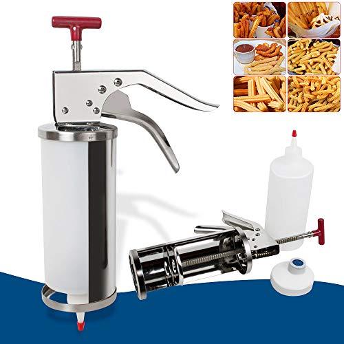 Denshine Máquina Llenadora Churros 1L Uso Comercial