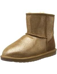 Zapatos grises Emu infantiles