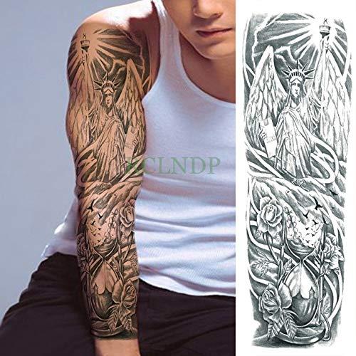 tzxdbh 3Pcs-Tattoo Sticker Pegatinas de Tatuaje para Hombre,...