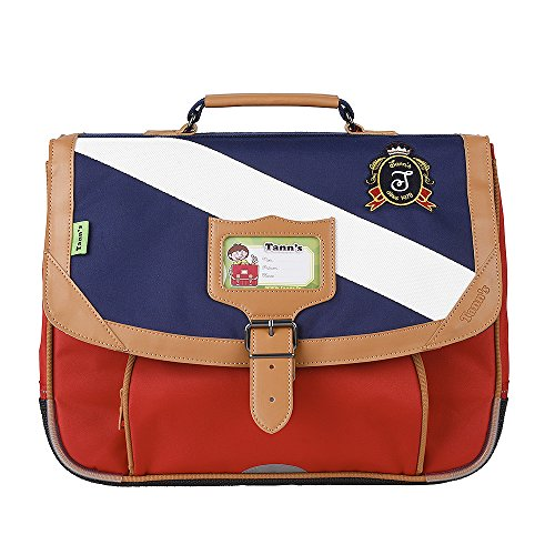 Cartable 35 Rouge Tann's POLO