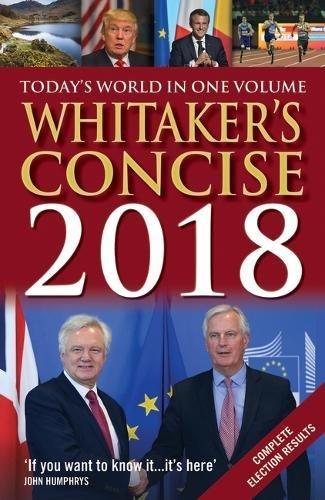 Whitaker's Concise 2018 por Whitaker's