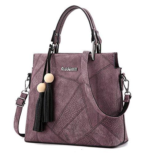 Damen Handtaschen Umhängetasche Messenger Bag Damen Tasche Mode Casual Korean Version Temperament Elegant C