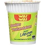Waiwai Nouilles Instant Légumes Cup 60 g -