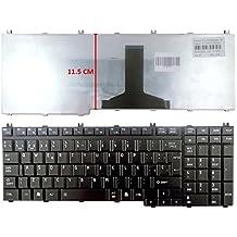 TECLADO PARA TOSHIBA SATELLITE A500 A505 A505D L500 L505 L350 P300