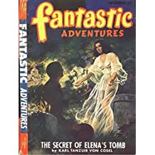 Fantastic Adventures September 1947: Pulp Magazine (English Edition)