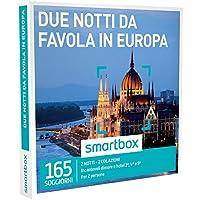 Smartbox - Cofanetto Regalo - DUE NOTTI DA FAVOLA IN EUROPA - 165 soggiorni in hotel 3* e 4*