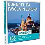 SMARTBOX - Cofanetto Regalo - DUE NOTTI DA FAVOLA IN EUROPA - 165 Soggiorni: Hotel 3* e 4*