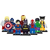 Justice League Avengers Super Hero Minifiguren