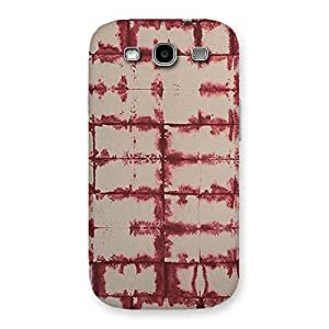 Brick Wall Vintage Back Case Cover for Galaxy S3 Neo