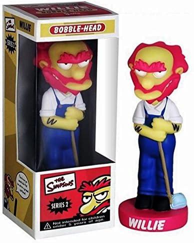 Simpsons GROUNDKEEPER Willie Bobble-Head PVC 15cm de de de Funko 0f1d26