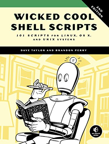 Wicked Cool Shell Scripts por Dave Taylor