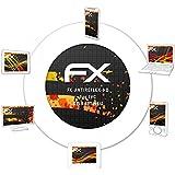 JVC GZ-R435WEU Film Protection d'écran - 3 x atFoliX FX-Antireflex-HD antireflets haute résolution Film Protecteur