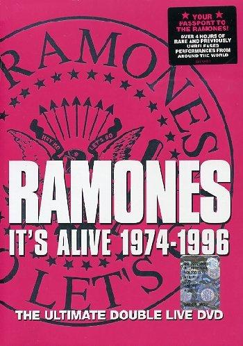 Ramones - It's alive - 1974-1996