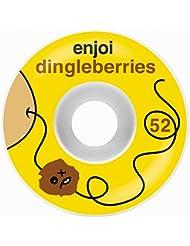 Enjoi dingleberries ruedas de Skate–52mm