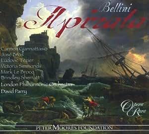 Bellini: Il Pirata Import Edition by London Philharmonic Orchestra (2012) Audio CD