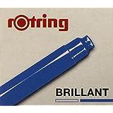 Rotring Artpen Ink Cartridge Refills Blue (Box of 6)