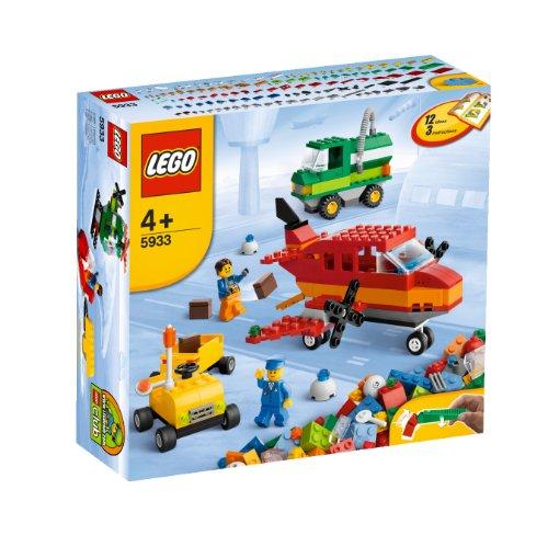 LEGO Classic 5933 - Set de Construcción de Aeropuertos