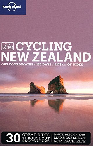 Lonely Planet Cycling New Zealand (Travel Guide) 2nd edition by Lonely Planet, Kennedy, Scott (2009) Taschenbuch