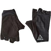 Reebok Os U Training Glove Guantes, niños, (Negro), L