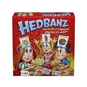 Spin Master Games 6019225 - Hedbanz Kids - Quiz
