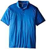Champion's Männer Big-Tall Powertrain Solid Polo Shirt, Columbia Blau, X-Large/Hoch