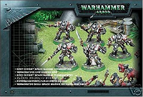 Warhammer Chevaliers Gris - Games Workshop - 99110107006 - Warhammer 40.000