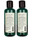 Khadi Amla and Brahmi Hair Oil, 210ml (P...