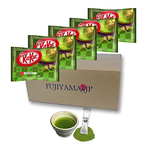 japanese-kit-kat-matcha-green-tea-flavor-5-pack-and-matcha-drink-set-total-mini-45-pack