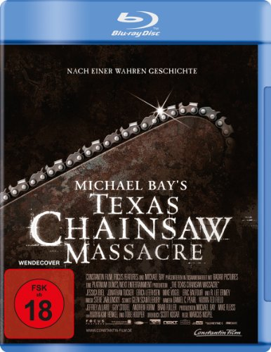 Michael Bay's Texas Chainsaw Massacre [Blu-ray]