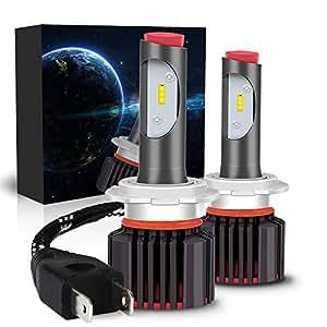 Lampadine h7 led 9600lm kit lampada sostituzione per for Lampadine h7 led