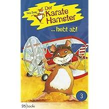 Der Karatehamster hebt ab