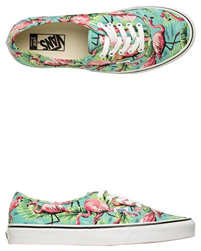 Vans  AUTHENTIC, Sneakers Basses adulte mixte bunt / weiß