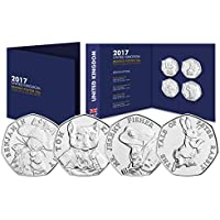 2017 Complete Beatrix Potter Coin Collecting Pack